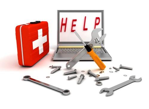 diagnostics and repair of computers